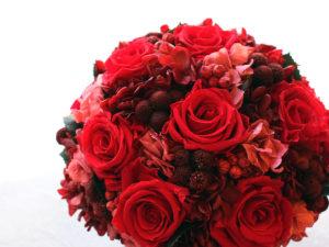 Dozen roses Remake Box Arrangement