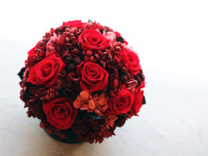 Dozen roses Remake Box Arrangement