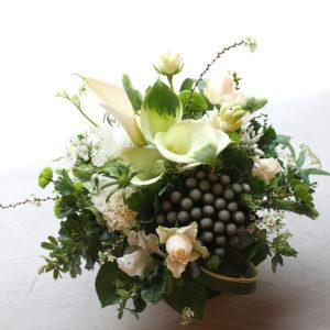 Flower Arrangement | フラワーアレンジメント
