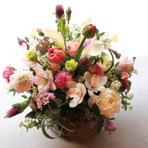 Flower Arrangement   フラワーアレンジメント